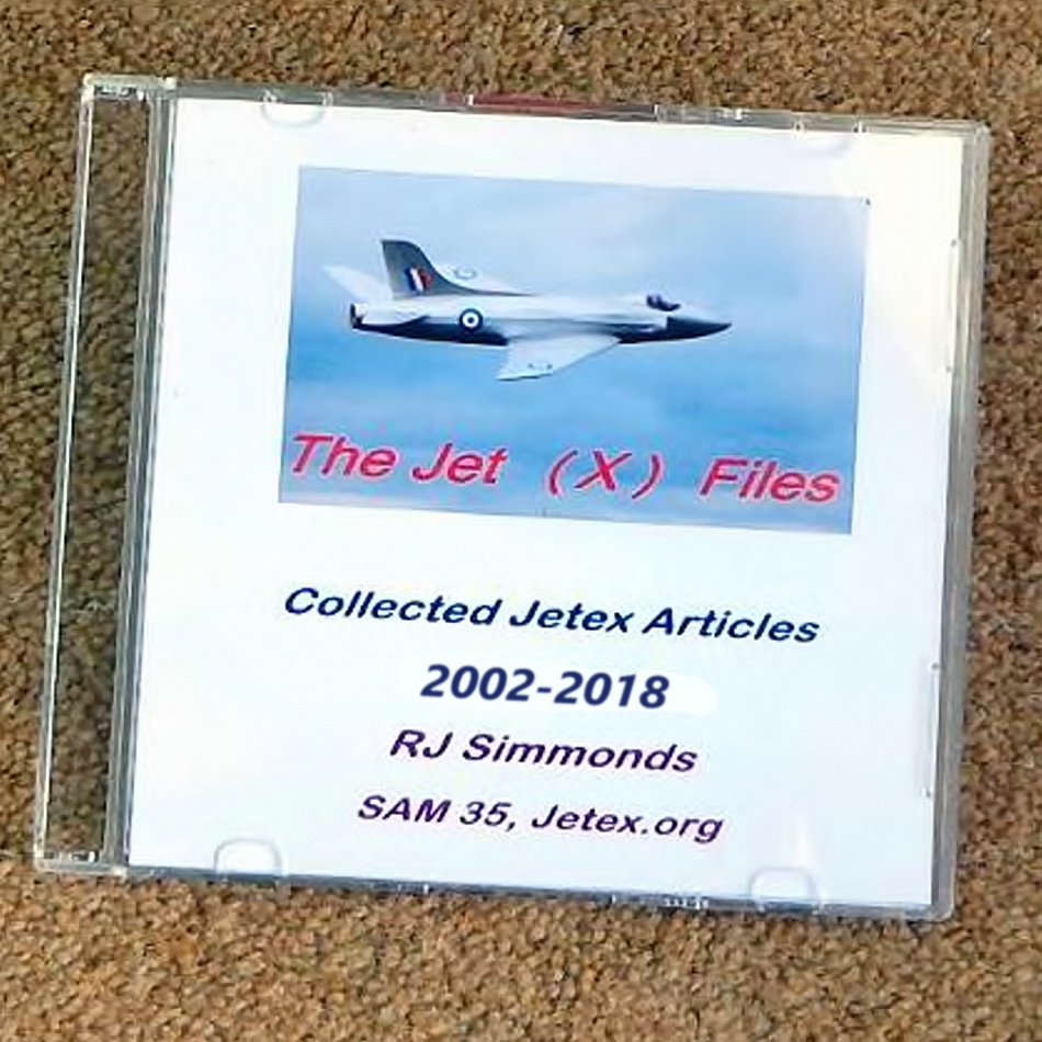 Collected Jetex Articles, 2002–2018