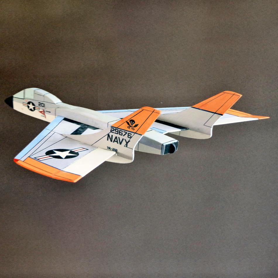Original Jetex.org Profile Models - Cutlass