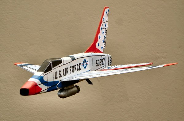 F-100 Super Sabre for Rapier L-1