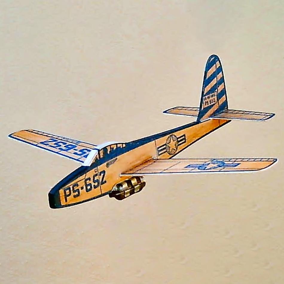 Veron Profile model – Thunderjet