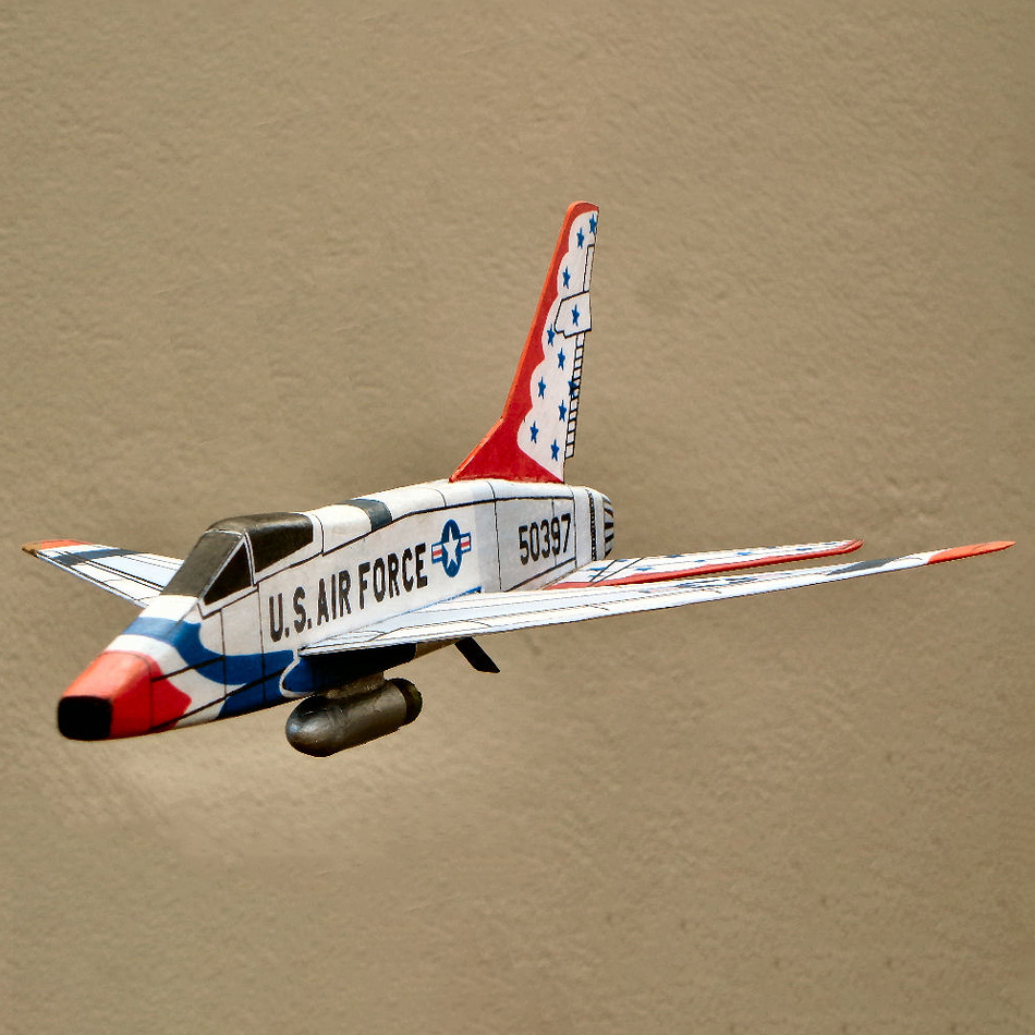Original Jetex.org Profile Models - Super Sabre