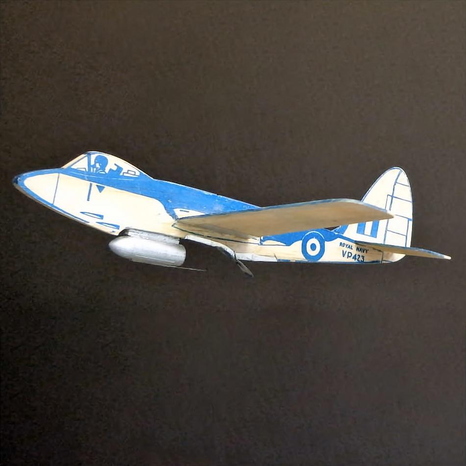 Veron Profile model – Seahawk